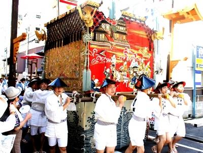 グリークラブ祇園祭.JPG